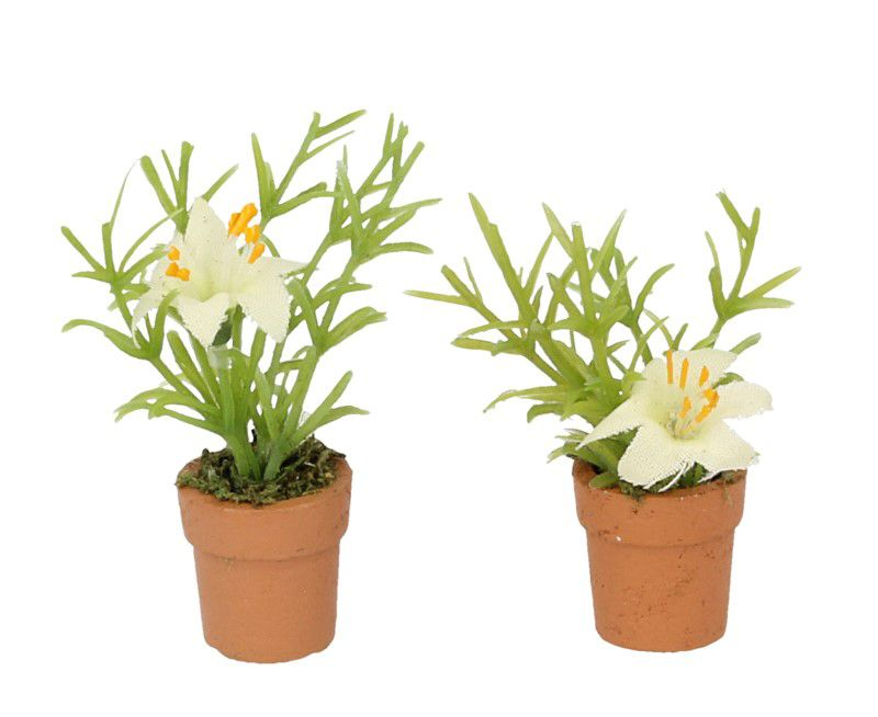 Oc28290 - Flor con maceta
