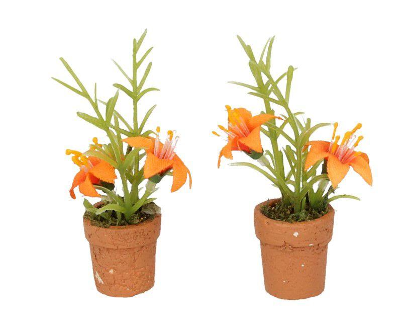 Oc28295 - Flor en maceta