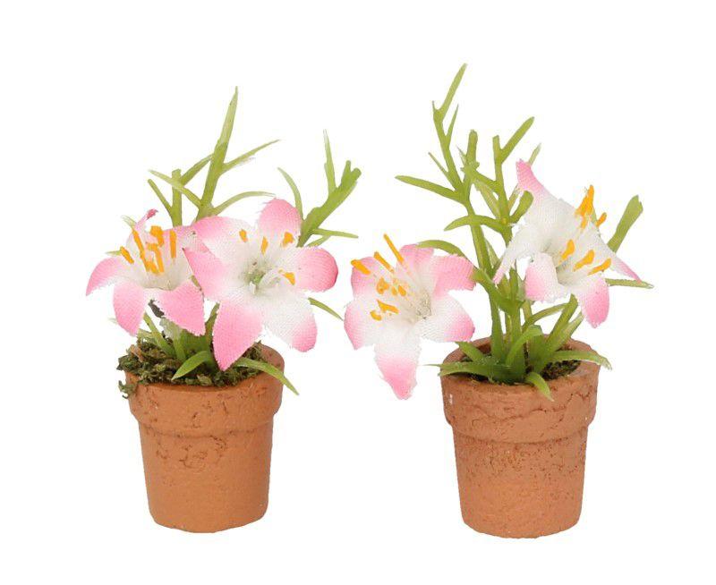 Oc28303 - Flor con maceta