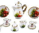 Re13346 - Christmas coffee set