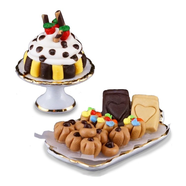 Re14105 - Assorted desserts