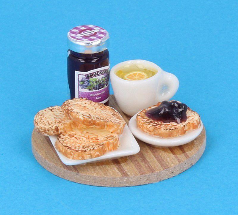 Sm7001 - Desayuno con mermelada