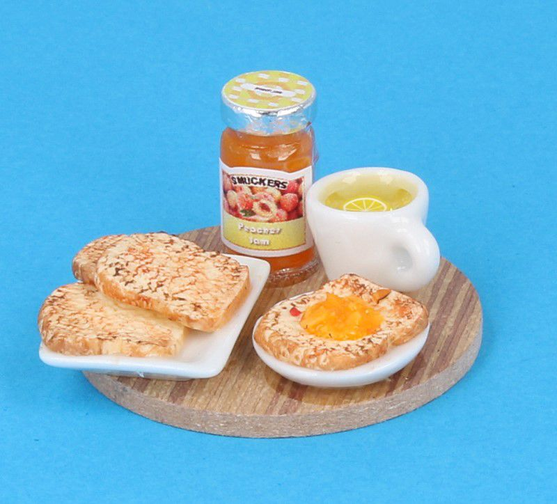 Sm7002 - Desayuno con mermelada