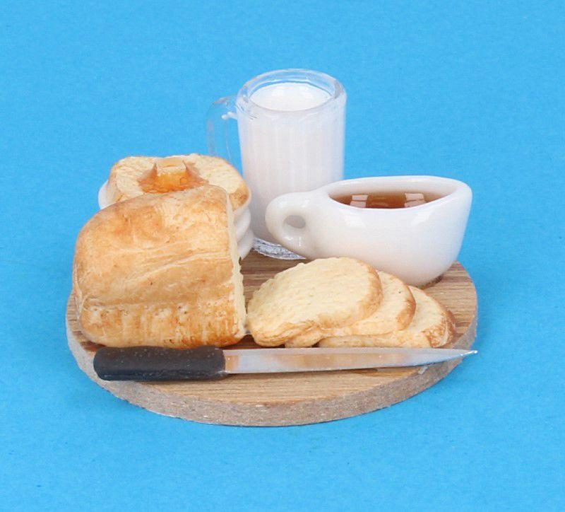 Sm7008 - Tabla con desayuno