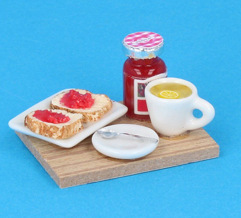 Sm7011 - Desayuno con mermelada