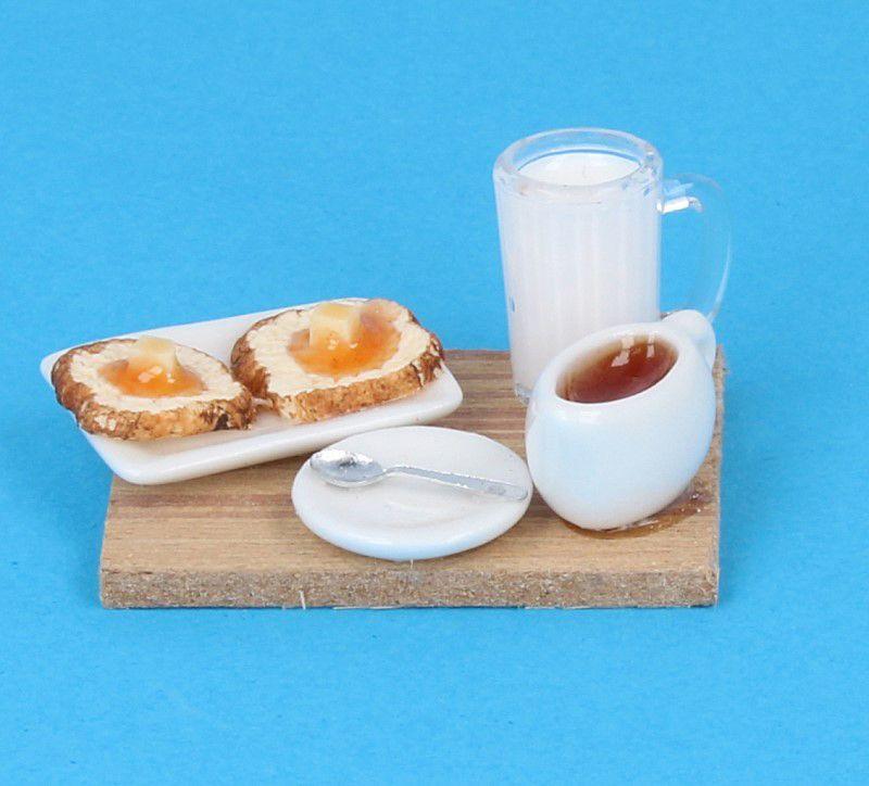 Sm7012 - Desayuno con mermelada