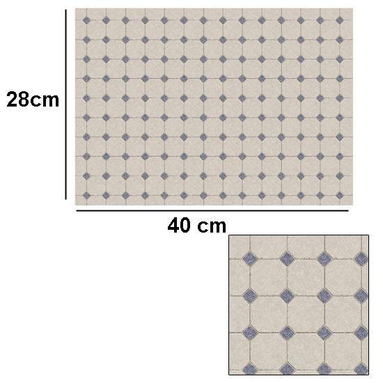 Tw2051 - Papel de azulejos