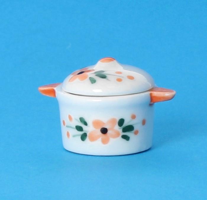 Cw0702 - Olla de porcelana