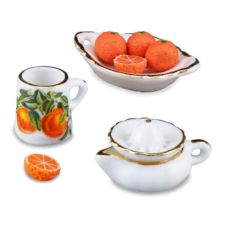 Re14695 - Set zumo de naranja