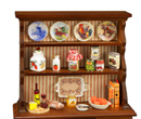 Re17452 - Kitchen furniture with accessories