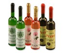 Re17565 - Seis botellas de vino