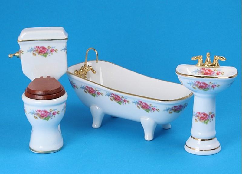 Re17704 - Toilettes roses