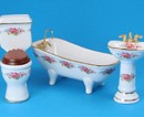 Re17704 - Toilettes roses