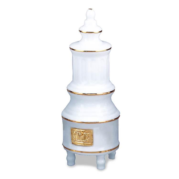 Re17739 - White stove