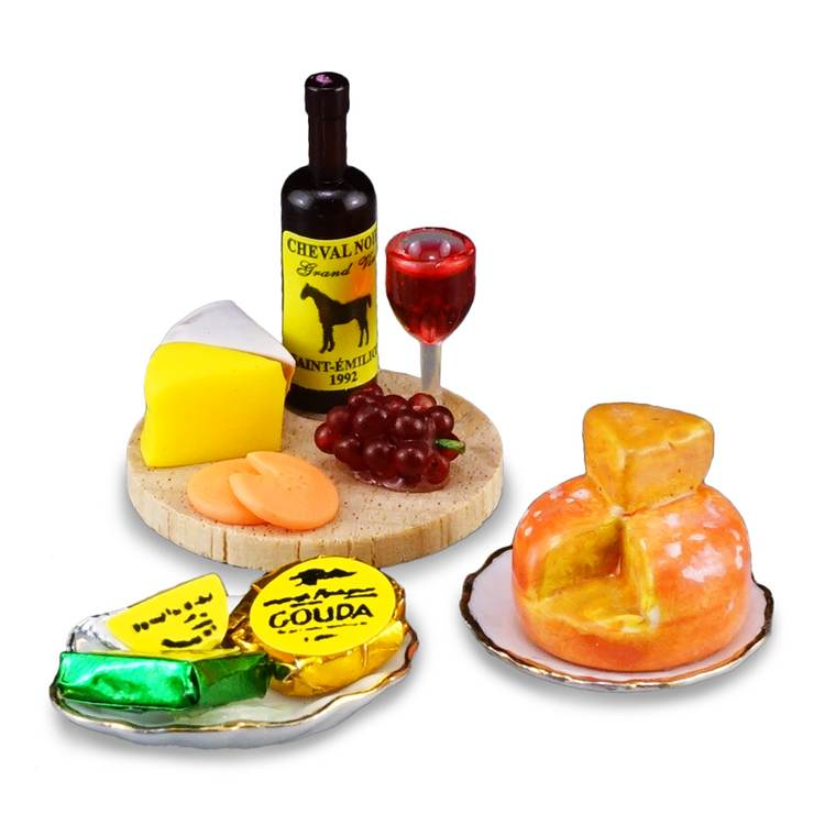 Re17815 - Varios quesos