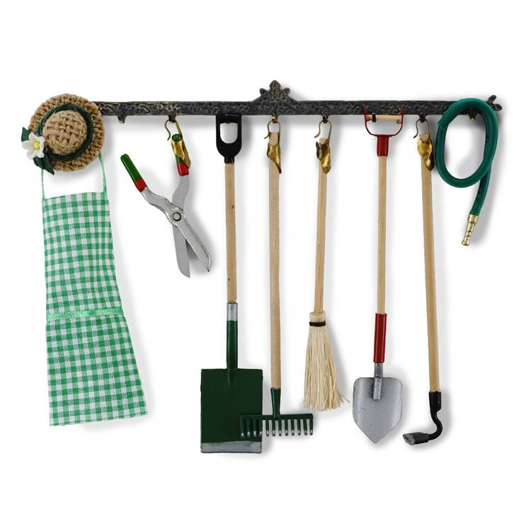 Accesorios de jardin para casas de mu ecas tienda de casitas for Accesorios jardineria