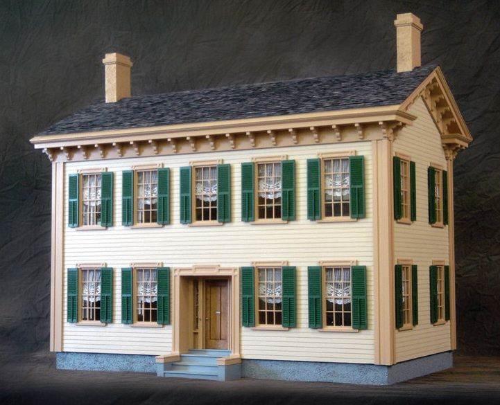 Rg007 - Casa de Abraham Lincoln