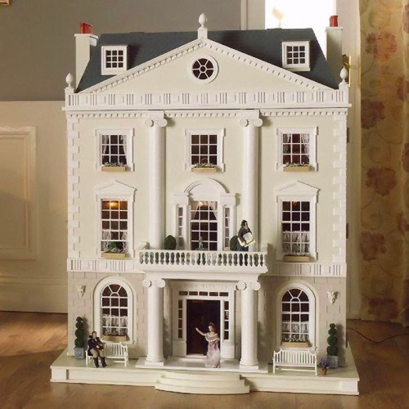 Foyer Hallway Kit : Eurominiatures sa grosvenor hall kit