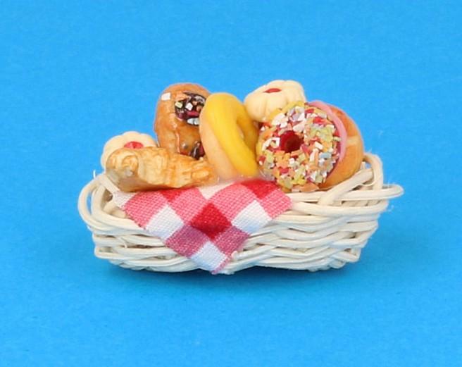Sm2525 - Cesta de dulces