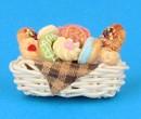 Sm2526 - Cesta de dulces
