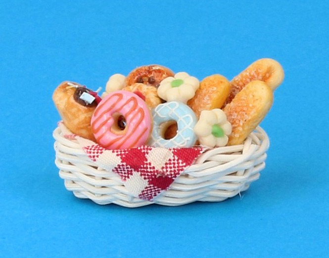 Sm2527 - Cesta de dulces