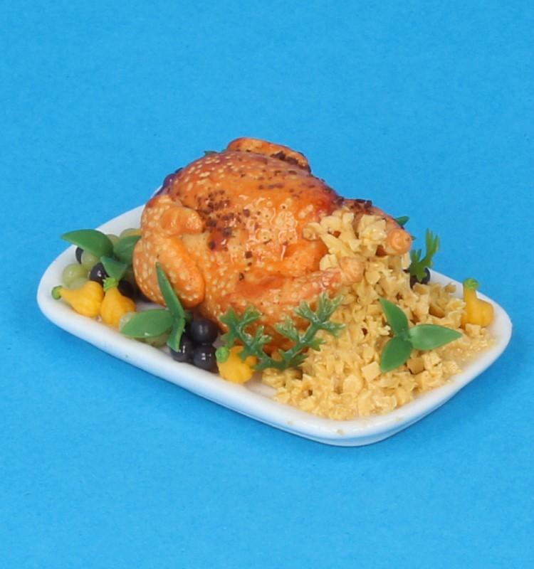 Sm3322 - Pollo asado