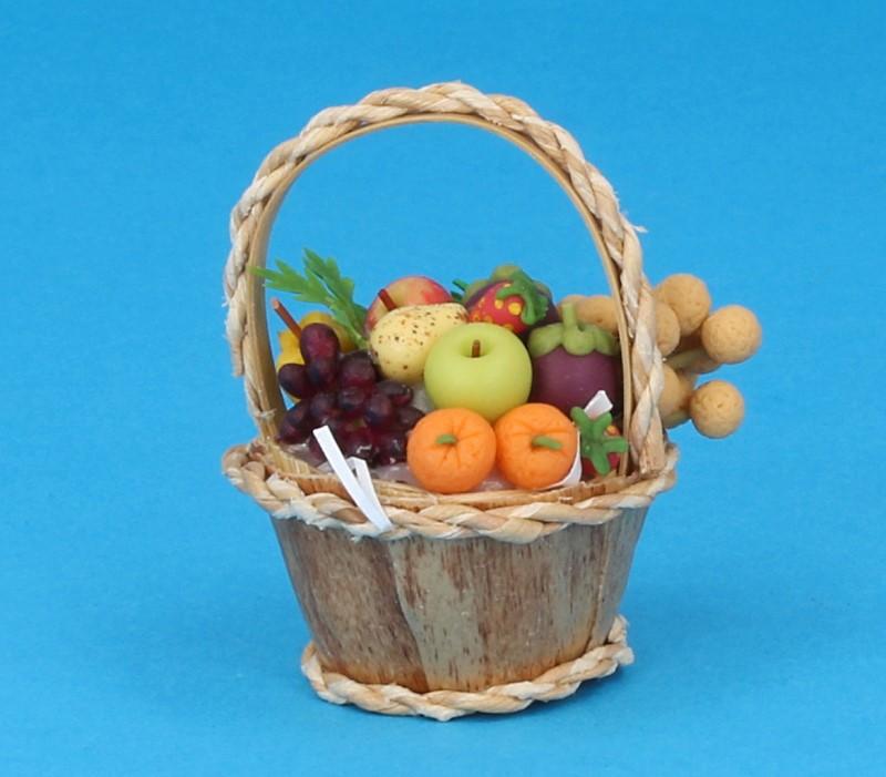 Sm5407 - Cesta de fruta