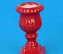 Tc0912 - Jardinière rouge