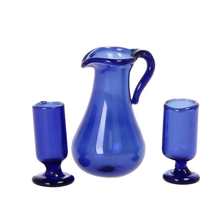 Tc2303 - Juego de jarra y vasos