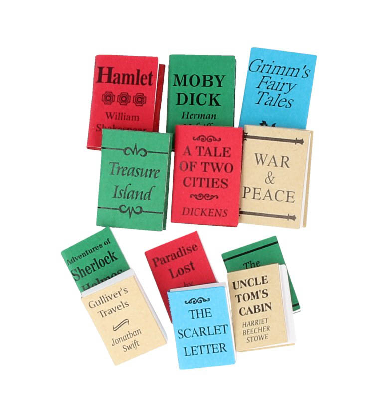 Tc2336 - 12 libros