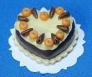 Sm0047 - Tarta corazón de chocolate