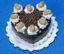 Sm0067 - Torta cuore al cioccolato