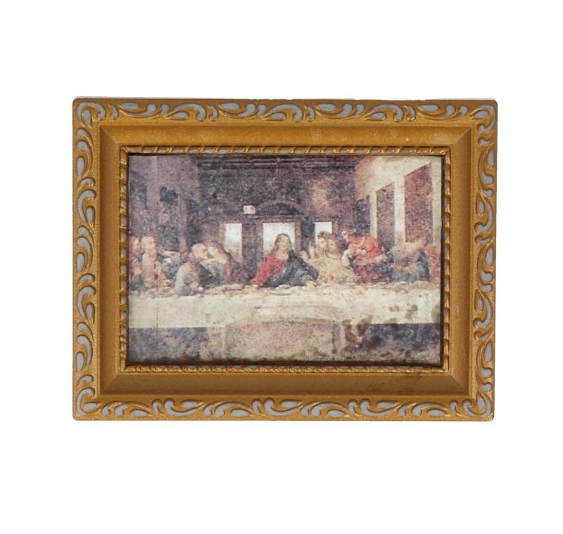 Tc0179 - Cuadro Santa cena