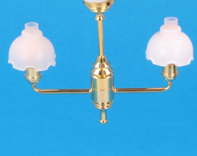 Lp0041 - Lampe à deux bras