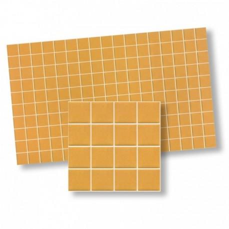 Wm34352 - Carrelages jaunes