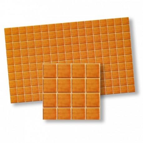 Wm34354 - Piastrelle arancioni