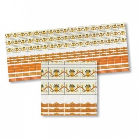 Wm34377 - Greche arancioni