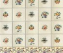 Wm34438 - Paper Decorated Tiles