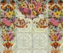 Wm34443 - Paper Decorate Tiles