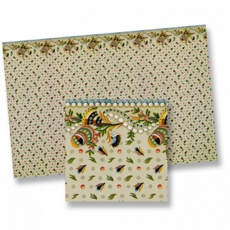 Wm35570 - Papel decorado