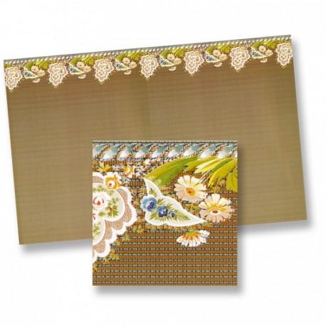 Wm35571 - Papel decorado