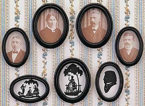 Mm19410 - Kit retratos