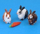 Re18145 - Three bunnies
