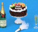 Sb2110 - Torta e champagne