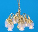 Sl3982 - Ceiling lamp with 6 lights