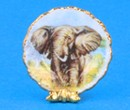 Sb2111 - Piatto di elefante