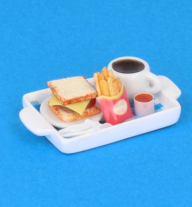 Sm3603 - Bandeja con sandwich