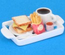 Sm3603 - Tray with sandwich