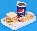 Sm3605 - Tray with sandwich
