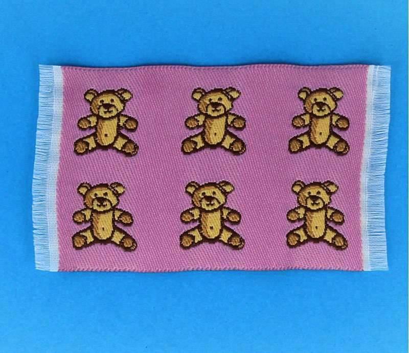Tc0191 - Alfombra infantil rosa